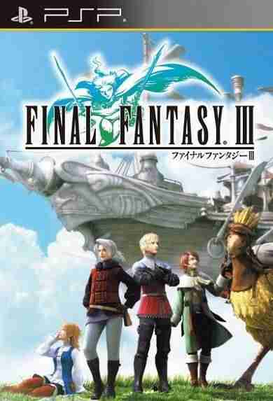 Descargar Final Fantasy III [MULTi5][EUR][ABSTRAKT] por Torrent